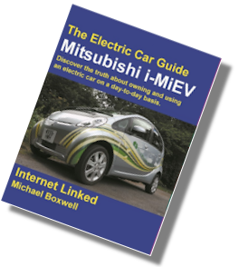 The Electric Car Guide - Mitsubishi i-MiEV