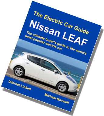 The Electric Car Guide - Nissan LEAF